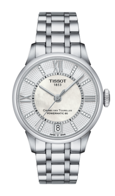 Tissot  CHEMIN DES TOURELLES POWERMATIC 80 LADY  T0992071111600